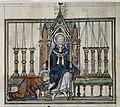 Douce Apocalypse - Bodleian Ms180 - p.003 Vision of 7 candlesticks.jpg