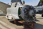 Douglas SBD Dauntless fuselage (ID unknown) (26692213956).jpg