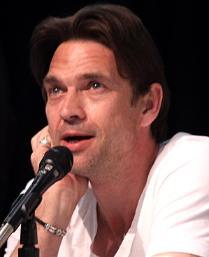 Dougray Scott - Scott at the 2013 WonderCon