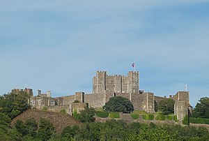 Bertram de Criol - Dover Castle