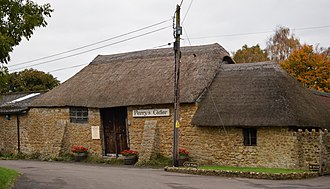Dowlish Wake - Perry's Cider Mill