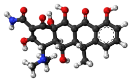 Doxycycline 3D ball.png