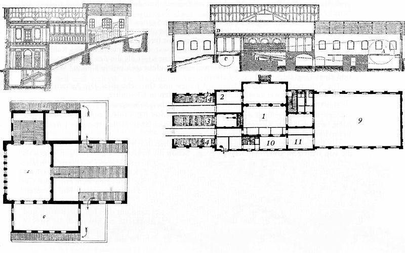 Plan of the Weltausstellung