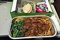 Dry beef noodles on MU5802 (20180212134259).jpg
