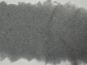Lint (material) - Close-up of dryer lint.
