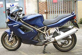 Ducati ST series