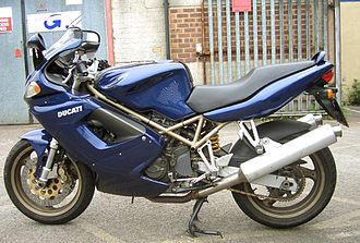 Ducati ST series - Ducati ST4