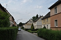 Berglehne in Duisburg