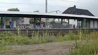 Duisburg-Großenbaum station