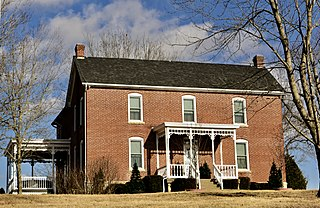 Dulle Farmstead Historic District building in Missouri, United States