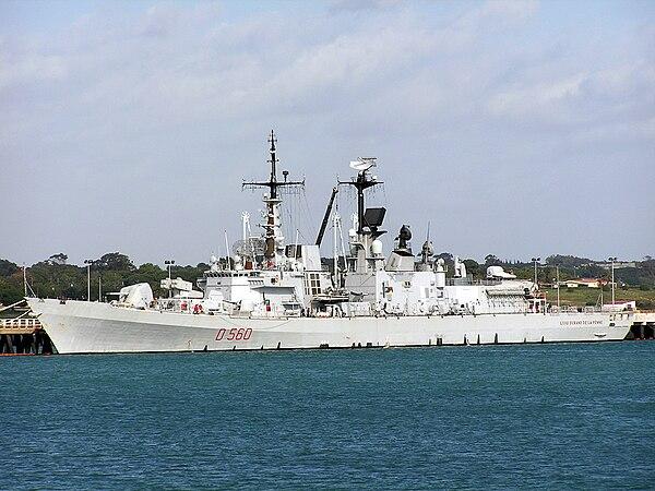 デ・ラ・ペンネ級駆逐艦 - Wikiw...