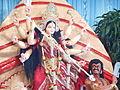 Durga Puja 2013 at Dhakeshwari Temple 001.jpg