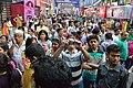 Durga Puja Spectators - Singhi Park - Ramani Chatterjee Road - Kolkata 2014-10-02 8979.JPG
