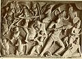 Durga Slaying Mahishasur sculpture at Mamallapur 1913.jpg