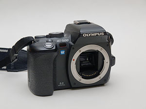olympus e 500 wikipedia rh en wikipedia org Olympus E- 30 Olympus E- 410