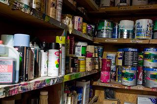 Environmental impact of paint