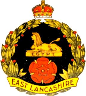 East Lancashire Regiment British Army regiment