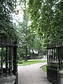 Eastern entrance to St Paul's Churchyard - geograph.org.uk - 881689.jpg