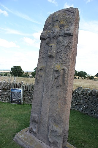 Aberlemno Sculptured Stones - Aberlemno 3