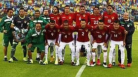 Bolivia National Football Team Wikipedia