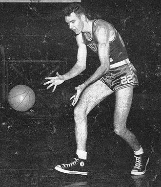 Ed Macauley - Macauley in 1953