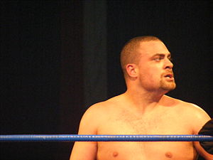 Eddie Kingston - Kingston in 2009