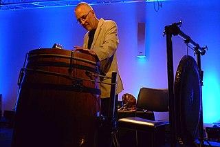 Eddie Prévost Drummer/percussionist/writer/publisher