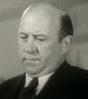 Everything's on Ice - Edgar Kennedy in the film