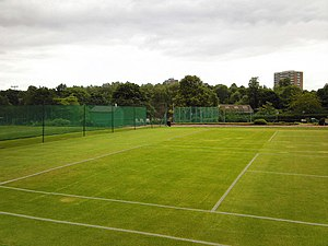 Edgbaston Archery and Lawn Tennis Society - Image: Edgbaston Archery and Lawn Tennis society. geograph.org.uk 835632