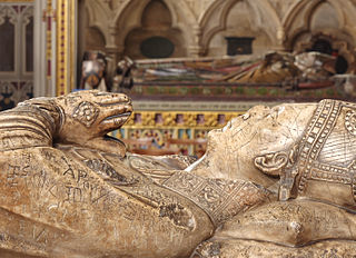 Edmund Stafford 14th and 15th-century Bishop of Exeter and Chancellor of England