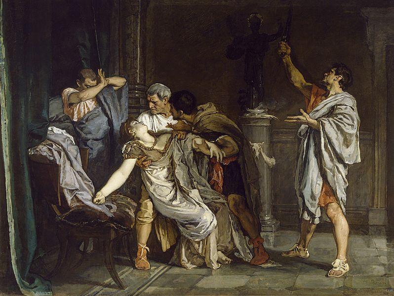 File:Eduardo Rosales Gallinas - La muerte de Lucrecia.jpg