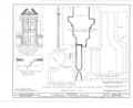 Edward Dexter House, 72 Waterman Street (moved from George Street), Providence, Providence County, RI HABS RI,4-PROV,23- (sheet 37 of 53).png