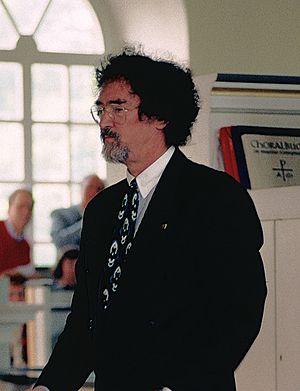 Edward Tarr - Edward H. Tarr in Hamburg (1996)