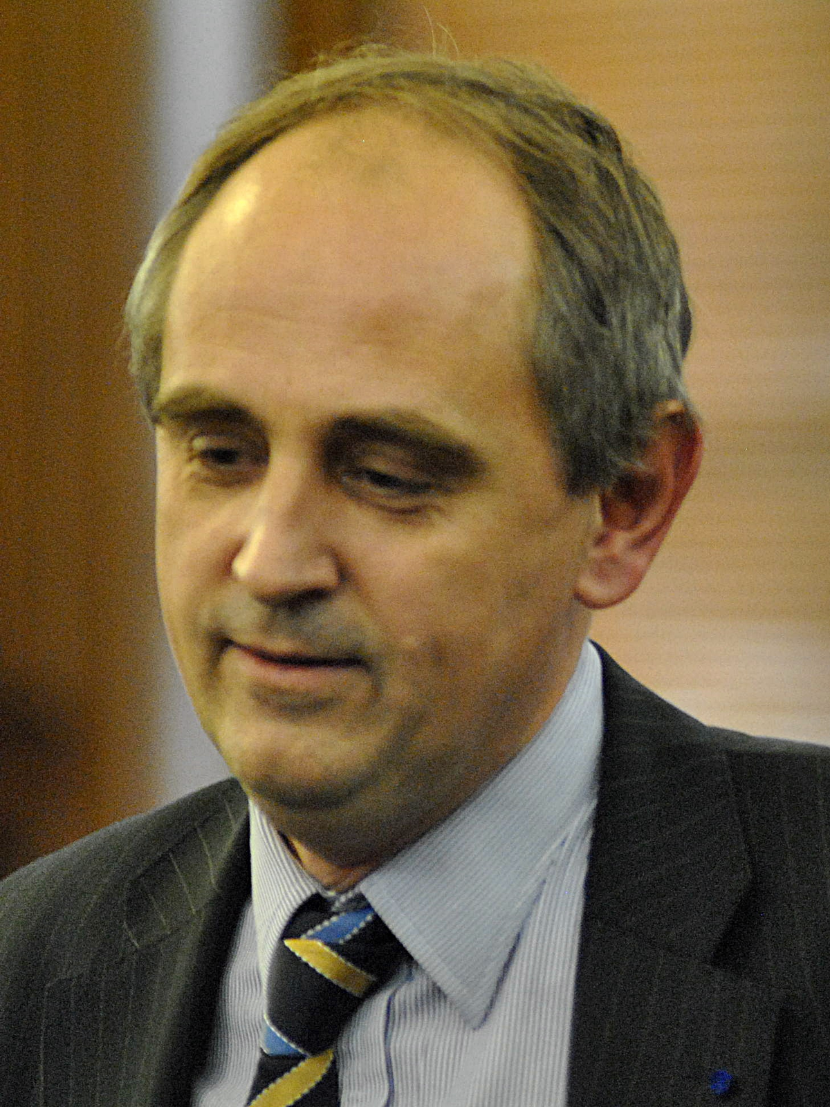 Edward Lucas journalist
