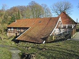Eggermühlen Wassermühle