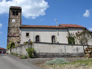 Rancourt, Vosges Commune in Grand Est, France
