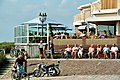 Egmond aan Zee, restaurant at the beach.JPG