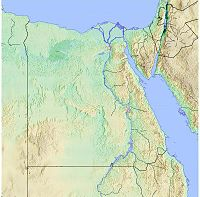 Location of Babylon (Egypt)