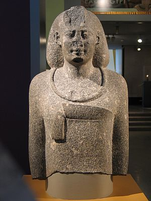 Thirty-first Dynasty of Egypt - Egyptian Man in a Persian Costume, c. 343-332 BC, 71.139, Brooklyn Museum