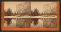 El Capitan - 3600 ft. Mirror View, Yosemite Valley, Mariposa County, Cal, by Watkins, Carleton E., 1829-1916.png