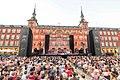 El Coro Nacional de España homenajea a la Plaza Mayor con Carmina Burana (01).jpg