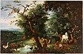 El Paraíso Terrenal de Pieter Brueghel el Joven, Museo del Prado.jpg