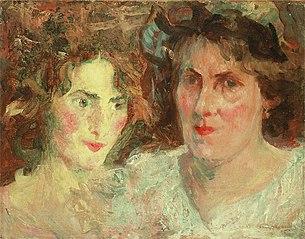 Yvonne e Louise
