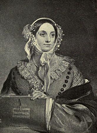 Eliza Leslie - Image: Eliza Leslie