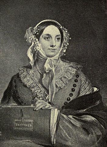 American author Eliza Leslie
