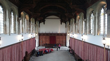 Edward's Great Hall, Eltham Palace, ca 2018 Eltham Palace, April 2018 (4).jpg