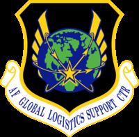 Emblem of the USAF - Global Logistical Support Center