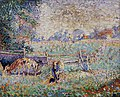 Emile Claus - Cows in the Pasture.jpg