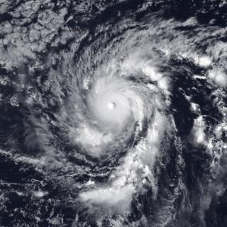 Hurricane Emilia (1994) Category 5 Pacific hurricane in 1994