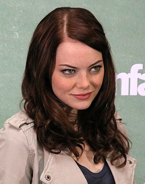 89th Academy Awards - Image: Emma Stone Photo Call